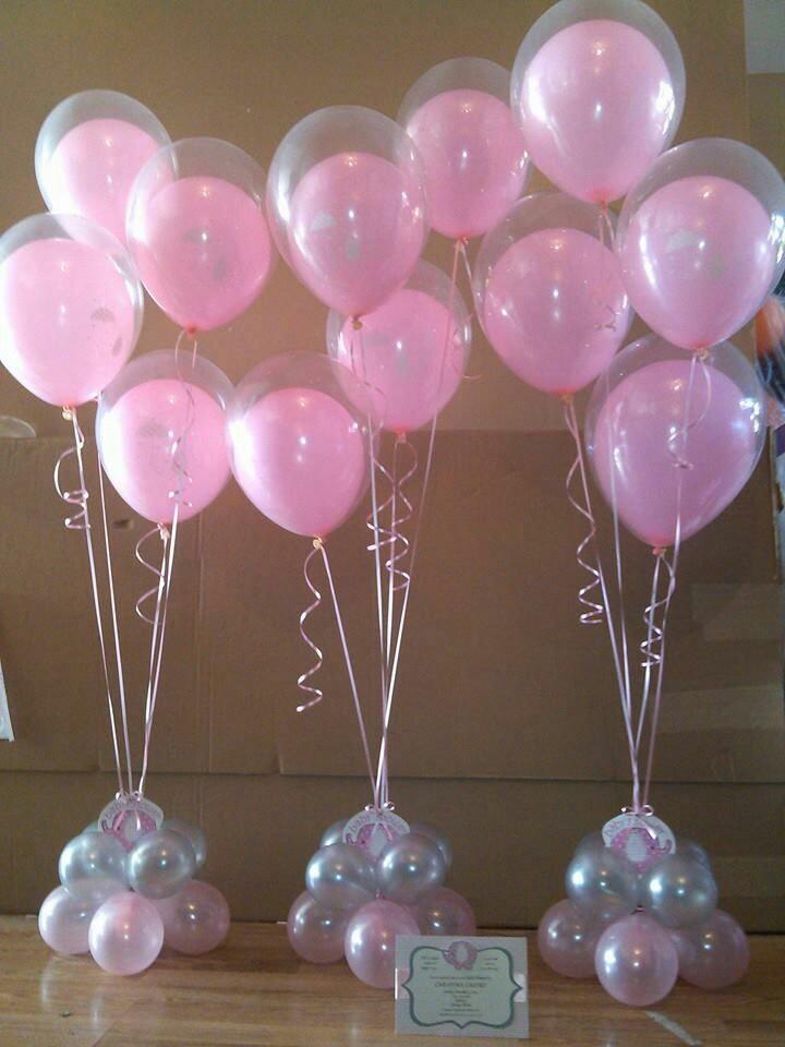 M s y m s manualidades crea bellas decoraciones de globos - Bolas de decoracion ...