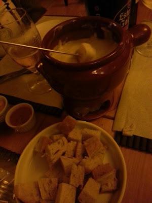 rodizio de fondue