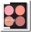 NIP FAB Blusher Palette