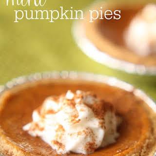Mini Pies Graham Cracker Recipes.