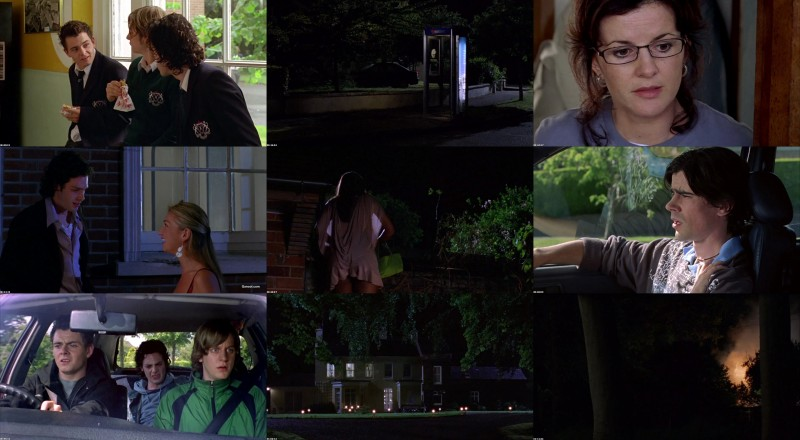 Boy Eats Girl (2005) BluRay 720p 550MB