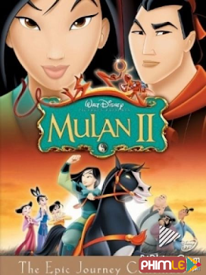 Phim Hoa Mộc Lan 2 - Mulan 2 (2004)