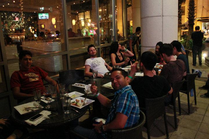 Afc Adam Lyons Pickup Artist In Restaurant 1, Afc Adam Lyons
