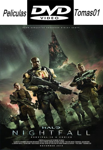 Halo: Nightfall (2014) DVDRip