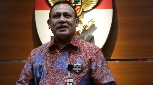 17 TAHUN KIPRAH KPK DI INDONESIA, Ketua KPK H. Firli Bahuri ; Semangat Berprestasi Untuk Negeri