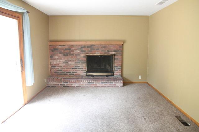 Hummel House Family Room - Before 2