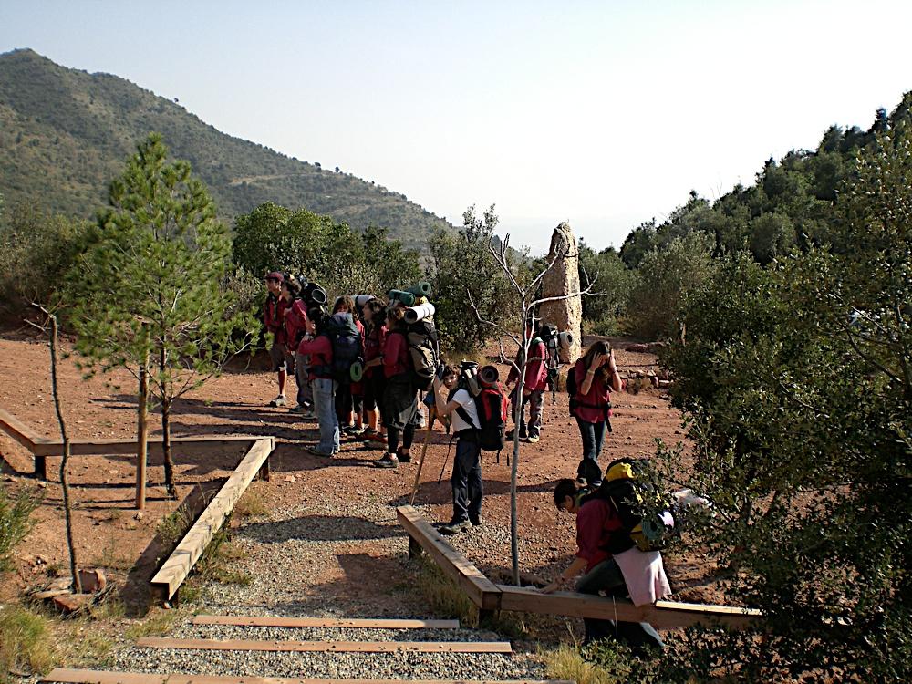 Sortida Sant Salvador de les espasses 2006 - CIMG8234.JPG