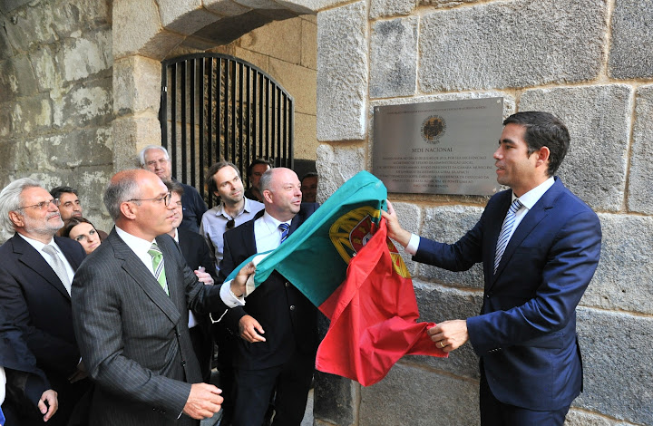 """Associação dos Municípios com Centro Histórico """"ganha"""" nova sede no bairro do Castelo de Lamego"""