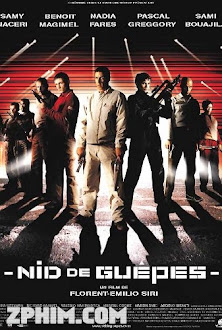 Ổ Phục Kích - The Nest (2002) Poster