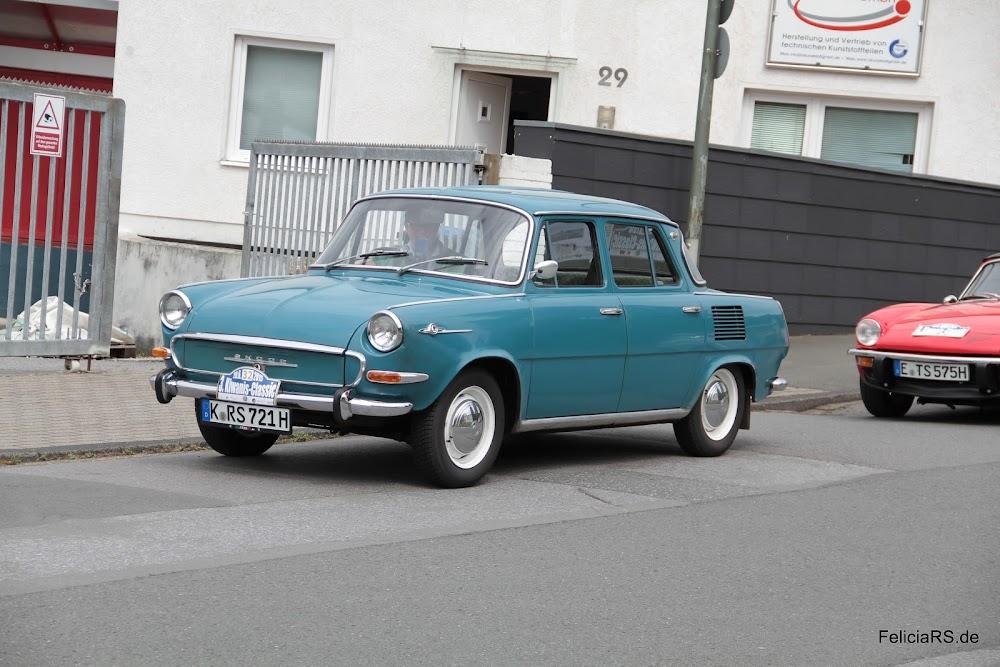 """Startnummer 32 Škoda 1000MB 1967 """"Lucie"""""""