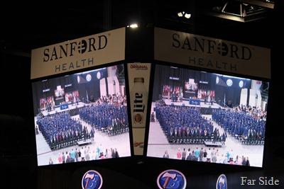 323 kids graduating