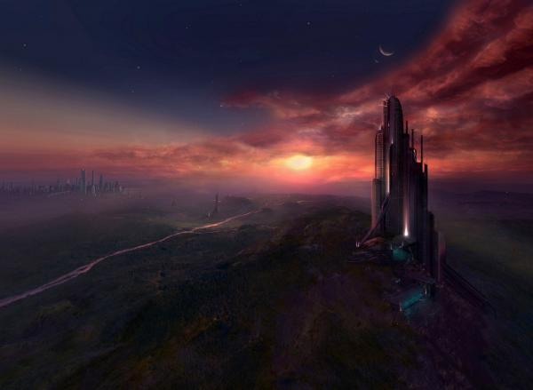 Scary Territory Of Sorrow, Magical Landscapes 6