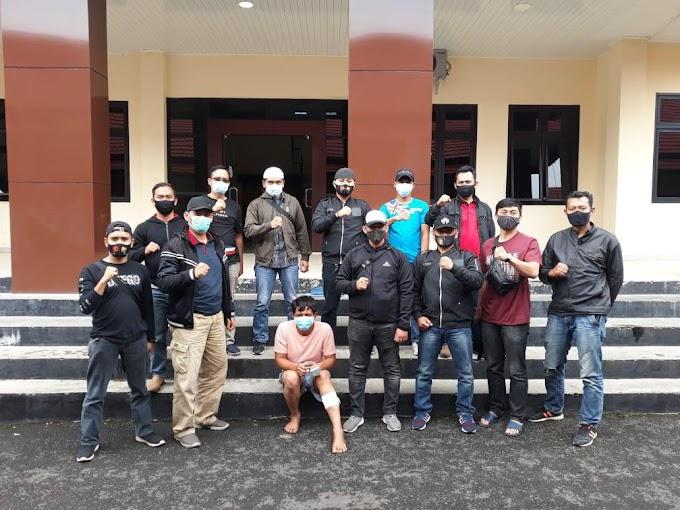 Pelaku Curas Viral dibekuk Tim Cobra Polres Rejang Lebong.