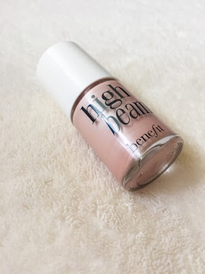 Benefit cosmetics highbeam highlighter review