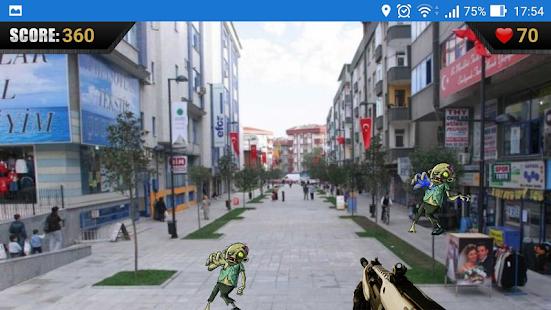 İstanbulda zombi - náhled