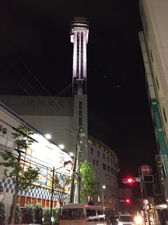 江戸川区船堀のタワー