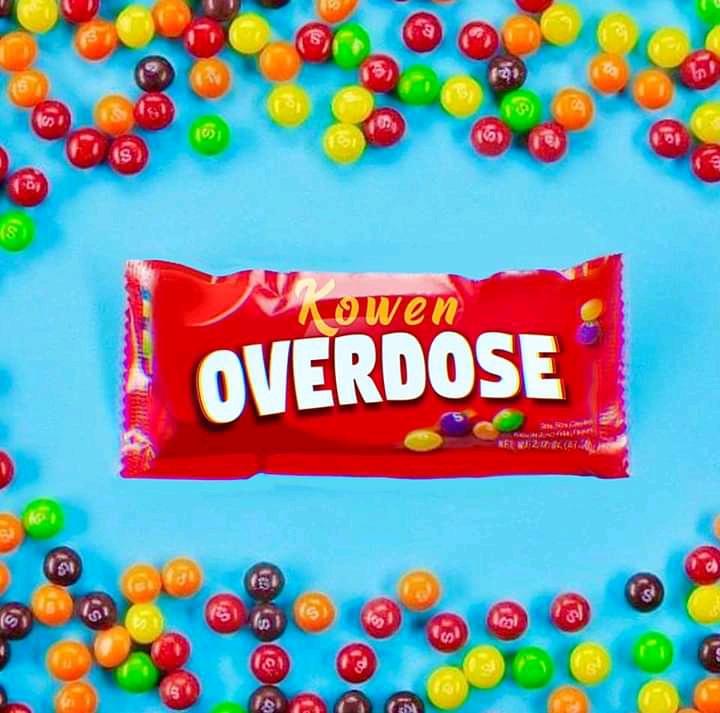 Kowen - Overdose || Download Mp3