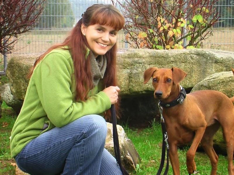 Mandy mit Chaya