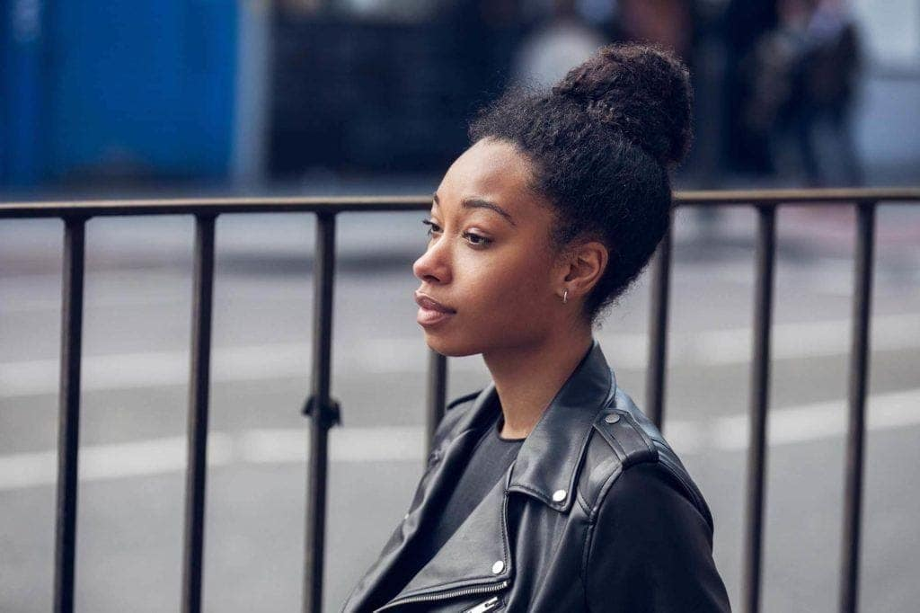 New Natural Hair Updos: Try These Styles At Home! 2