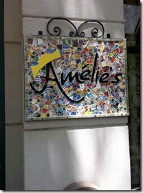 Amelies Sign