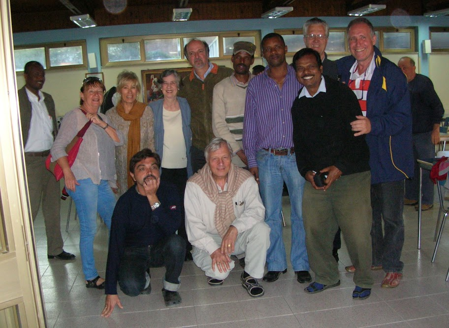 Avi meeting in Ethiopia 2011 -2