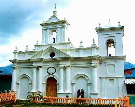 Iglesia del Pilar, Citalá