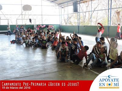 Campamento-Pre-Primaria-Quien-es-Jesus-16