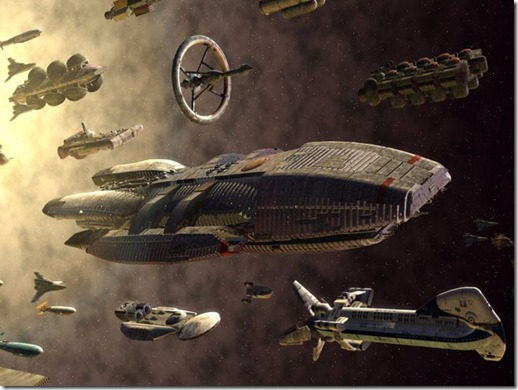 Deep Space Fleet