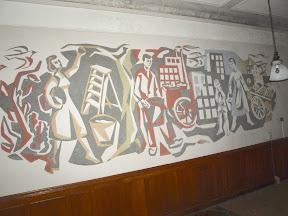 Muurschildering in Z17