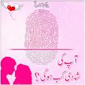 Marriage date calculator icon