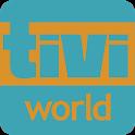 Tivi world icon