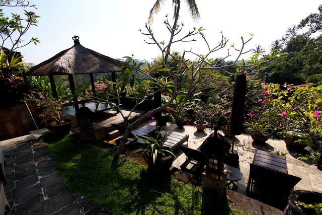 Exterior Hotel Bunga Permai (Ubud)