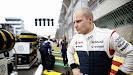 Valtteri Bottas, Williams F1, on the grid