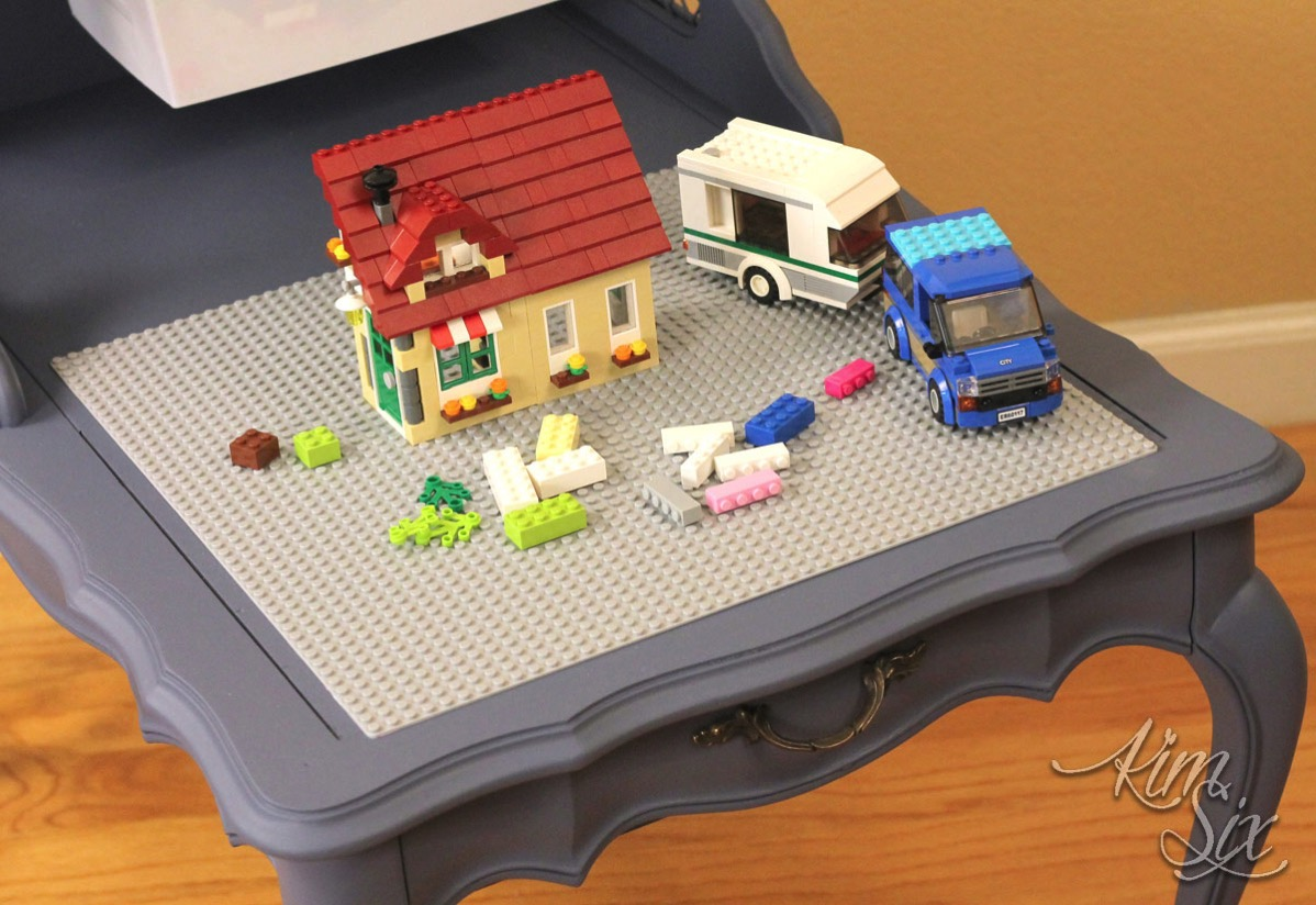 Lego Side Table