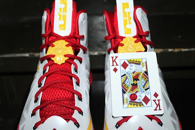nike lebron 10 id production king of diamonds 1 03 Nike LeBron X King of Diamonds iD Built by Versemode