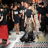 OIC - ENTSIMAGES.COM - Finale at the Fashion For Relief - catwalk show & fundraiser at Somerset House in London 19th February 2015  Photo Mobis Photos/OIC 0203 174 1069