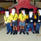 Zebra Face Mask (12-11-14) Nursery