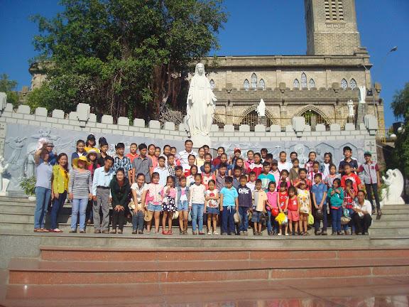 Giáo xứ Vĩnh Bình: Bế Giảng năm học giáo lý năm 2014-2015