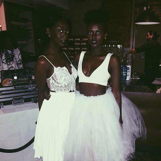 BEAUTIFUL COLLECTION OF TULLE DRESS AND SKIRTS FOR AFRICAN WOMEN 8