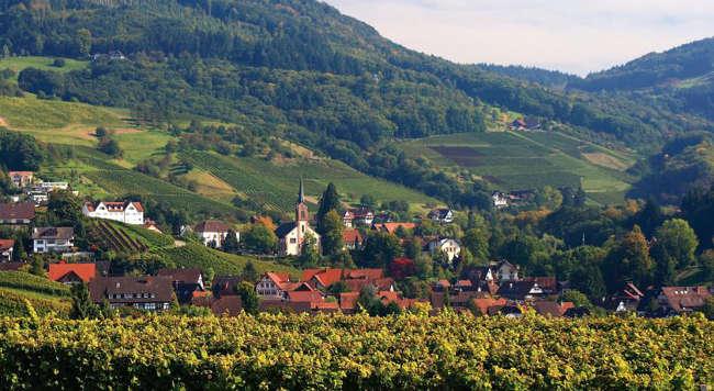 Sasbachwalden en la Selva Negra Alemania
