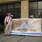 Chuyen hoc tap-tham quan Main Campus Tarlac State University