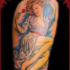 women - tattoos ideas