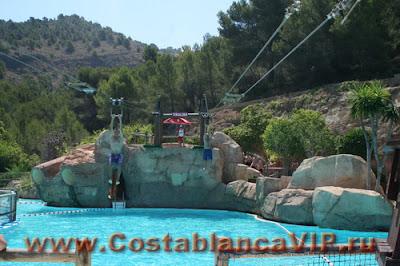 Aqualandia, Benidorm, CostablancaVIP, Акваландия, Бенидорм, Коста Бланка, Парк развлечений, аквапарк, Испания, недвижимость в Испании