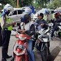 Ini Titik Razia, Selama PSBB Depok, Bogor, dan Bekasi
