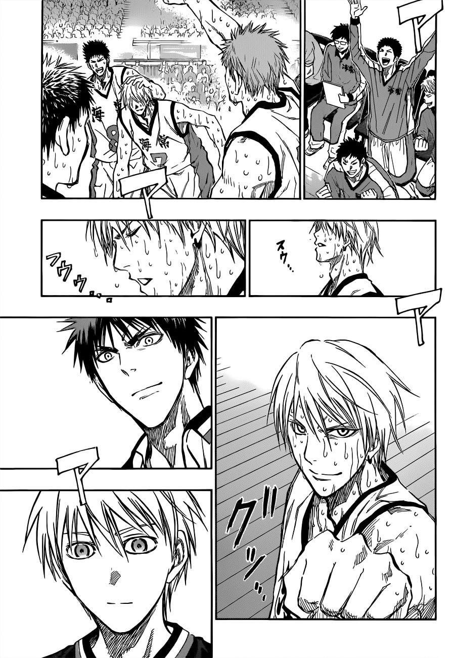 Kuroko no Basket Manga Chapter 173 - Image 13