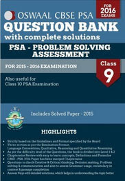 Download 2014 cbse for papers class 9 psa sample