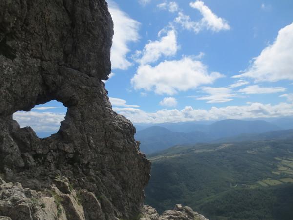 гора Бюгараш Bugarach