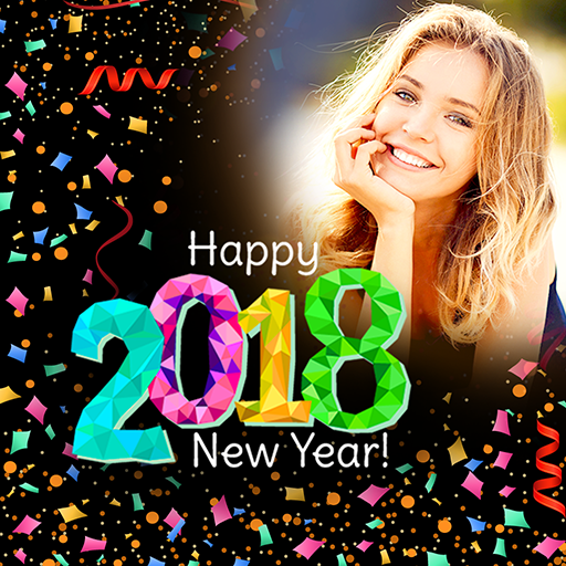 Happy New Year Photo Frame 2018 Photo Editor Apps On Google Play
