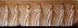 Χορεύτριες στη Σαμοθράκη, Καβείρια Μυστήρια, Dancers in Samothraki, Cabirian Mysteries