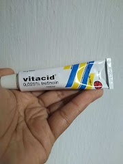 Vitacid, Si Kecil Penghilang Komedo